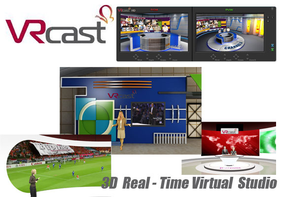 Products Vrcast